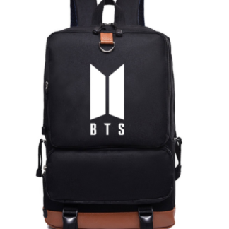 BTS backpack for school and travel