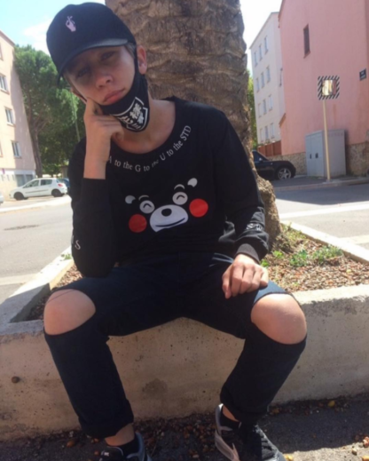 Kumamon AGUSTD sweater