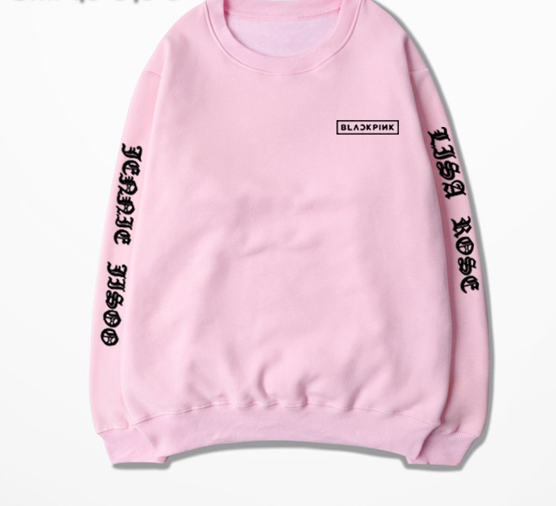 Blackpink Members Sweater – Very Kpop