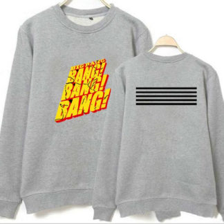 Big Bang sweater for kpop