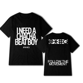 Jay Park t-shirt kpop