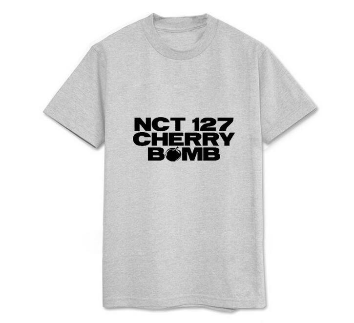 628c08630e6 NCT 127 Cherry Bomb T-shirt – Very Kpop