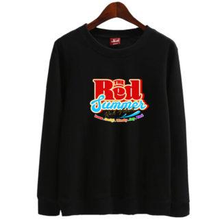 Red Velvet Red Summer sweater