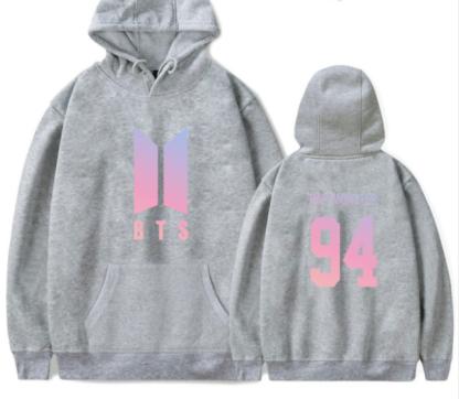BTS love yourself Rap Monster hoodie for kpop