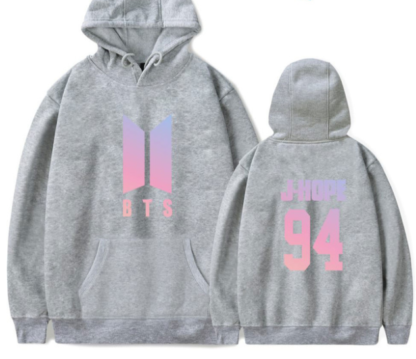 BTS love yourself Jhope hoodie for kpop