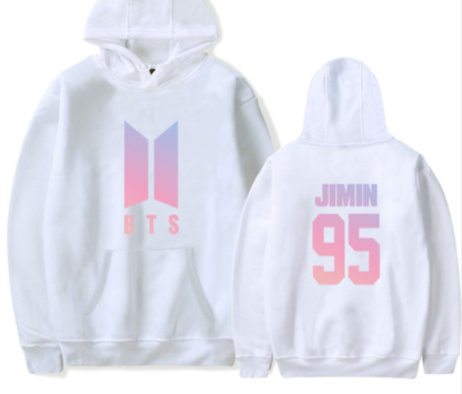 BTS love yourself Jimin hoodie for kpop