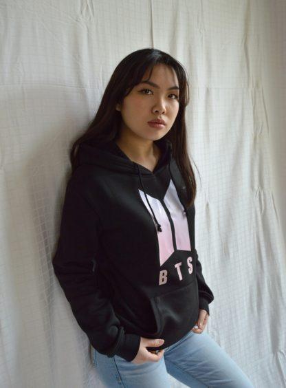 BTS Gradient hoodie Very kpop shop