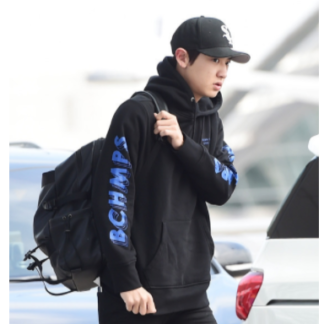 EXO's chanyeol's Born to Be champs hoodie for verykpop