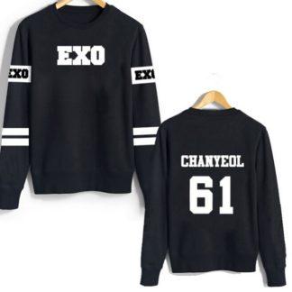 EXO long sleeve chanyeol sweater