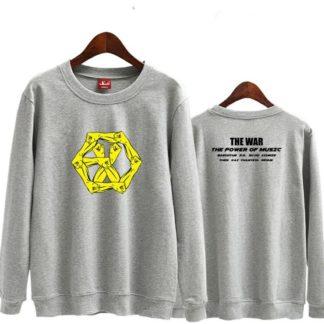 EXO The War sweater