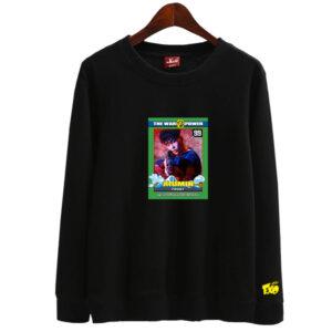 EXO The War Xiumin Power sweater