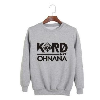 KARD Oh nana sweater for kpop