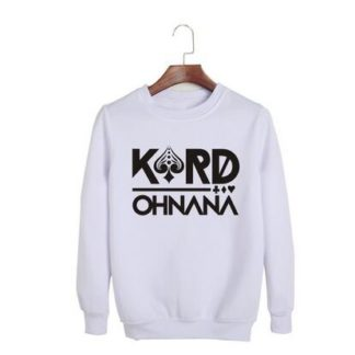 KARD Oh nana sweater for kpop