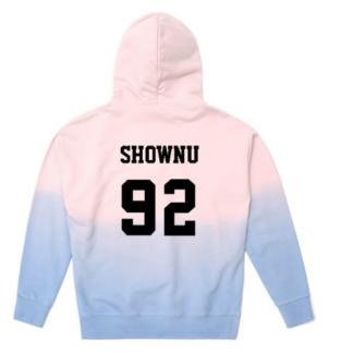 MonstaX Shownu hoodie
