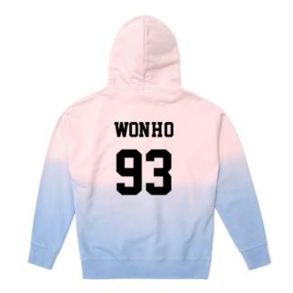 MonstaX Wonho hoodie