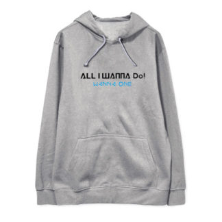 Wanna One Grey sweater