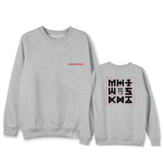 monstax sweater in grey