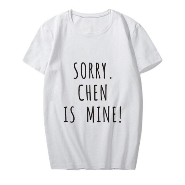 exo chen ist mein Hemd in weiß