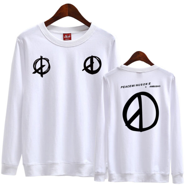 gdragon peaceminusone sweater in white