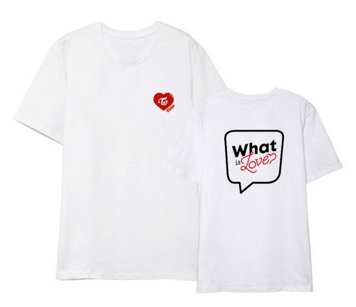 5f479fc87 TWICE What is Love T-shirt