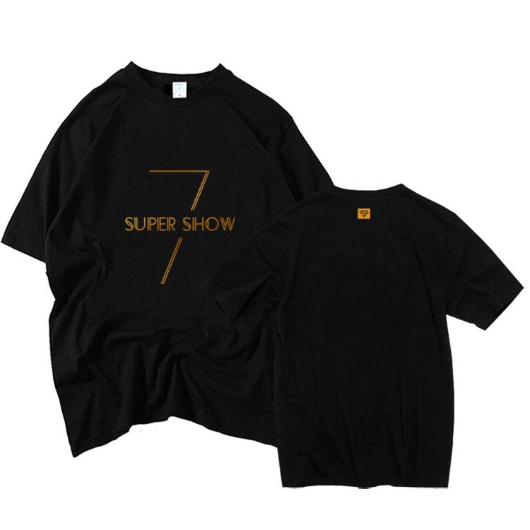 Super Junior Super Show 7 Concert Shirt