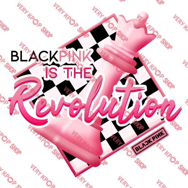 BLACKPINK ist die Revolution T-shirt Design von Verykpop.com