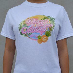 Twice Dance the Night Away Beach Shirt at verykpop.com