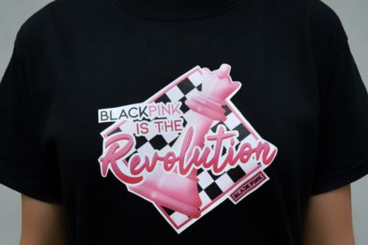 Blackpink is the revolution t-shirt at verykpop.com
