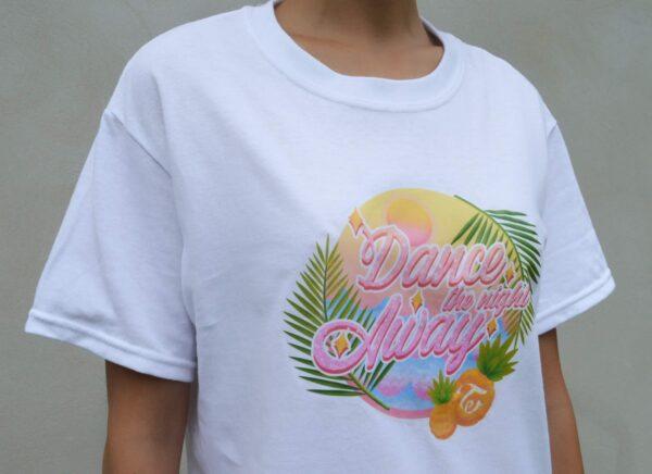 Camiseta de Twice Dance the Night Away Beach