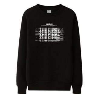 iKON New Kids : The Final sweater in black