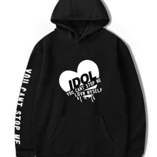 BTS Idol You can't Stop me lovin' myself hoodie