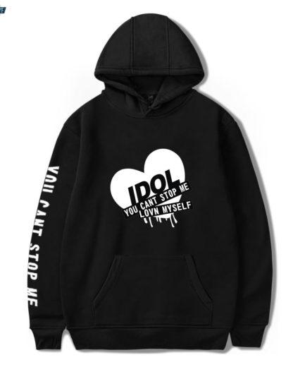BTS Idol You can't Stop me lovin' myself hoodie