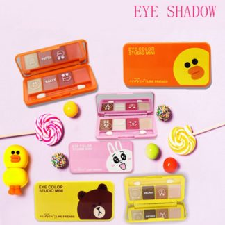 Line Friends Eye Shadow palette