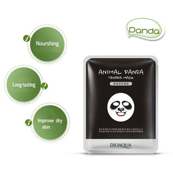 Très Kpop Animal Face masque hydratant panda