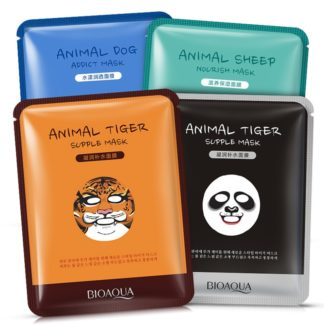 Very Kpop Animal Face mask moisturizing