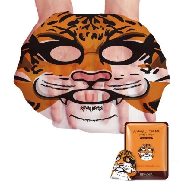 Très Kpop Animal Face masque hydratant tigre