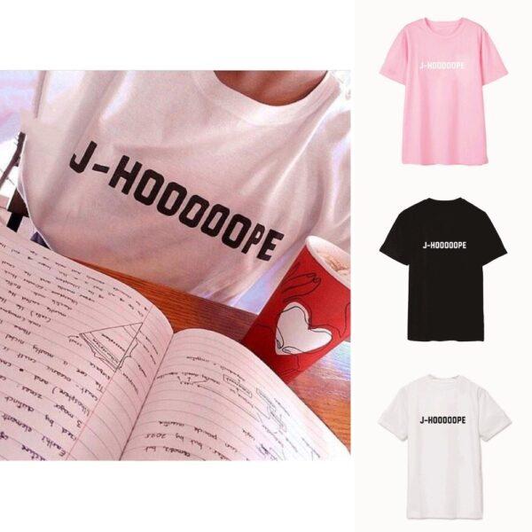 Chemise BTS J-hoooooope