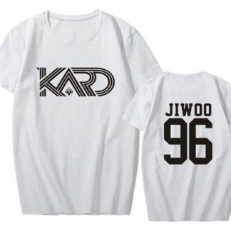 KARD Jiwoo Hemd in weiß
