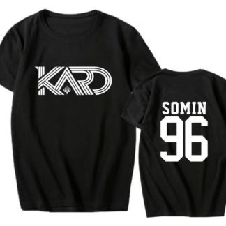 KARD Somin shirt in black