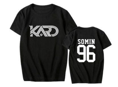 KARD Somin shirt in black