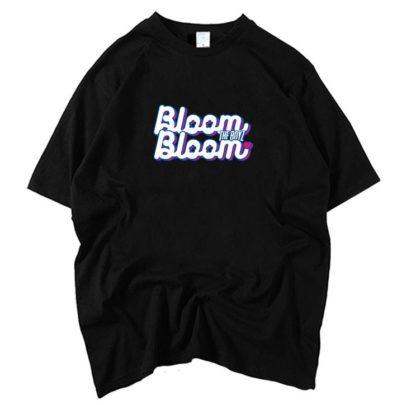 The Boyz Bloom Bloom shirt in black