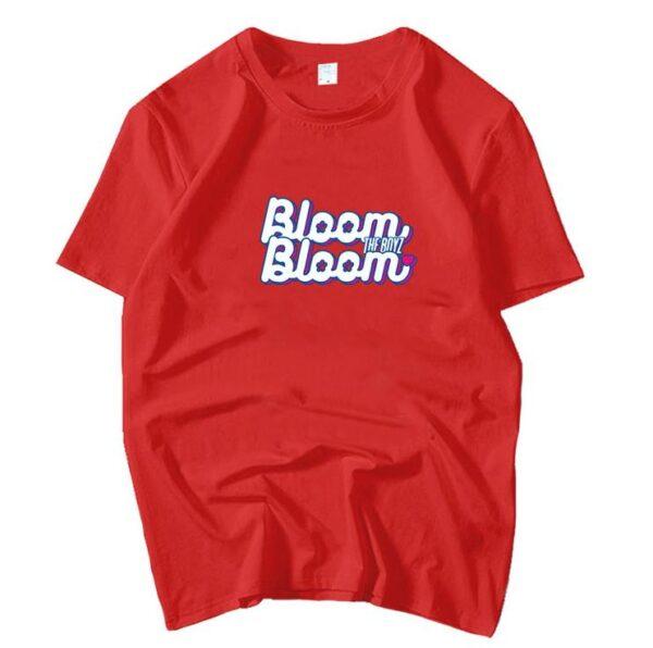 La camisa Boyz Bloom Bloom en rojo