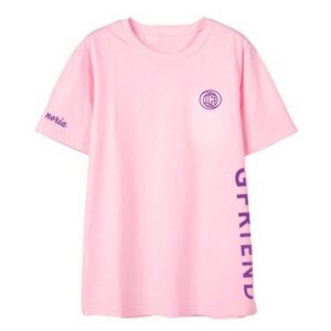 GFriend shirt in pink