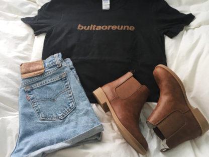 BTS Bultaoreune shirt in black