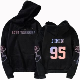 BTS Love Yourself Hoodie Jimin