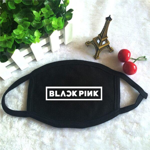 Máscara facial Blackpink K-pop