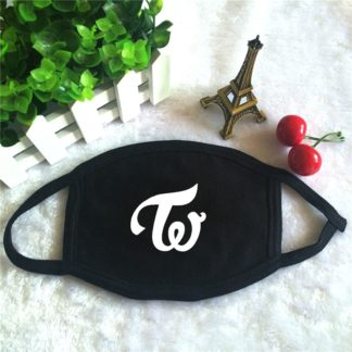 TWICE Cotton Face Mask K-pop Style