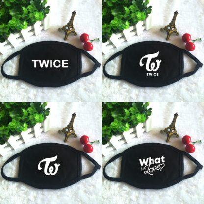Twice K-pop Face Masks