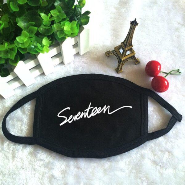 seventeen face mask