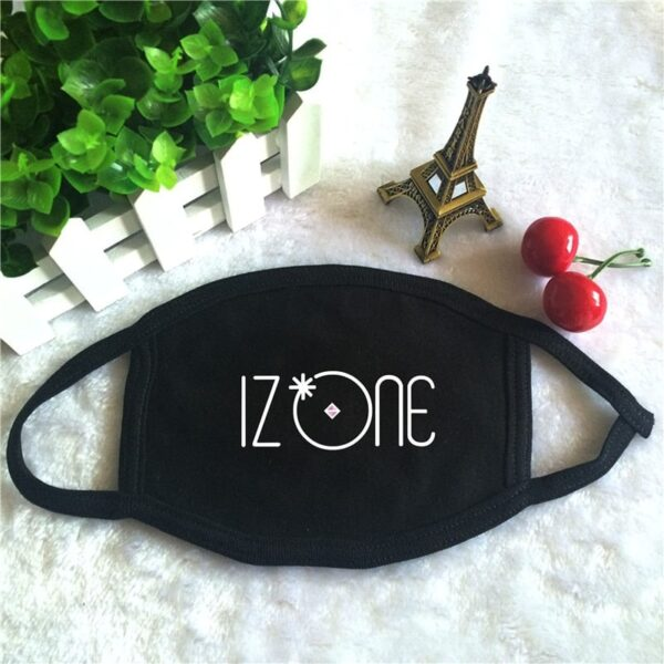 Masque de visage IZONE K-pop